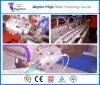Провод PVC спиральн стальной усилил линию штрангя-прессовани шланга, шланг стального провода спирали усиленный делая машину