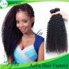 Kinky Curly를 위한 100%년 Virgin 몽고어 Remy Human Hair Pieces