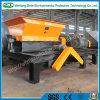 Type neuf pour d'arbre de grande capacité de défibreur simple industriel/broyeur/étain/plastique/mousse/pneu à la maison