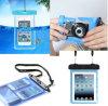 Beau cas imperméable à l'eau de téléphone cellulaire pour le cas de l'iPhone 6/6s pour le cas imperméable à l'eau de téléphone mobile de Samsung