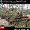14m Long Boom를 가진 고양이 습지 Hydraulic Excavator