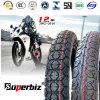 Motorcicle Tire Kenda (2.75-17) (2.75-18) (3.00-17) (3.00-18) mit Plain Teeth Pattern