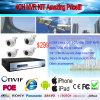 Ökonomische HD 4CH NVR Installationssätze