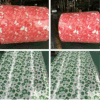 Blanc Bottom marbre vert PPGI De Chine