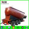 큰 수용량 물 탱크 45cbm 다중 차축 50 톤 시멘트 부피 유조선 트레일러