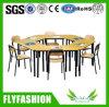 학교 Single Design Study Table와 Chair (SF-103S)