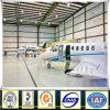 適用範囲が広いデザインプレハブの構造スチールのビーム鋼鉄によって組み立てられる航空機の格納庫