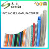 Manguito de alta presión del aerosol del PVC para el tubo privado de aire del plástico del rociador