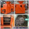 Briket Ball Press Machine voor Coal (ronde/ei/vierkante vorm)
