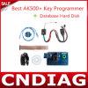 Nieuwe Released Ak500 voor Benz Ak500+ Key Programmer van Mercedes (met gegevensbestandharde schijf)
