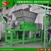 Tagliuzzatrice di migliori prezzi per il riciclaggio rifiuti solidi/legno/legname/cartone/plastica