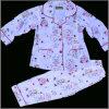 Vêtements de nuit d'enfants des chemises de nuit des enfants de coton