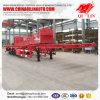 Reboque do recipiente do Tri-Eixo do caminhão pesado para África