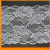 Sale quente Elastic Jacquard Lace Trimming Wholesale para o roupa interior, Bridal