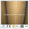 電流を通された金網か正方形の金網または溶接網