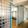 Ясность & покрашенное цена стеклянного блока для декоративной стены