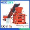 Máquina de fatura de tijolo concreta automática estacionária do cimento de Qtj4-26c