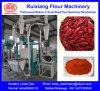 Máquina de trituração quente do pó da pimenta de pimentão do baixo preço da venda, máquina de moedura do pó da pimenta de pimentão