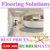 Cubierta de goma colorida PVC suelos Rolls antideslizante y duradero