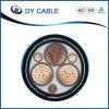 Cabos distribuidores de corrente blindados isolados XLPE de cobre do condutor da manufatura