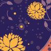 Impression 0908 de Digitals de tissu en soie de mode