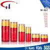 Botella de cristal de la loción de los cosméticos de la venta al por mayor del color rojo (CHR8115)