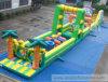 Combo gonfiabile con Bouncer/Slide e Obstacle