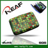 2014 Very Popular Colorful Aluma Wallet Printed ID Card Holder