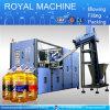 Volle automatische Plastikhaustier-Wasser-Flaschen-durchbrennenmaschine