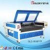 Découpage alimentant automatique de laser de tissu et machine de gravure 1600X1000mm doubles têtes