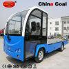 2t de kleine Mini Elektrische Vrachtwagen van de Lading van het Bed van het Vervoer van de Logistiek Vlakke