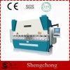 Hydraulische Druckerei-Bremsen-hydraulische Platten-verbiegende Maschine der Serien-Wc67y-300t/6000