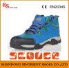 De rubber Schoen van de Veiligheid van de Wandeling Outsole met de Teen RS290 van het Staal