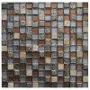 Het Mozaïek van het Kristal van het glas & Steen, Ceramisch Mozaïek M8d001