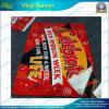 Concevoir le drapeau en fonction du client de vinyle (NF26P07004)