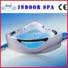 Vasca da bagno acrilica di massaggio con vetro Tempered, vasca indipendente della STAZIONE TERMALE di massaggio (AT-9806)
