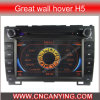 GPS를 가진 Great Wall Hover H5, Bluetooth를 위한 특별한 Car DVD Player. (CY-3050)