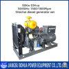 Conjunto de generador de la venta directa 63kVA Weichai de la fabricación de China