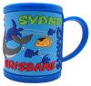 Zoll 3D PVC Promotional Plastic Mug Cup für Children (MK-1023-104)