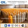 Nouveau cylindre de gaz à haute pression d'acier sans couture de soudure d'argon de dioxyde de carbone d'azote de l'oxygène d'acétylène