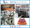 ASA+PVC zusammengesetzte Dach-Fliese, die Maschine/Plastik glasig-glänzenden Dach-Fliese-Produktionszweig bildet