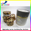 Luxury Hot Stamping Cosmetic Packaging Round Box