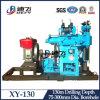 Machine profondément à grande vitesse Xy-130 de plate-forme de forage de puits d'eau du défi 130m Multifunctionportable