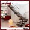 Diseños de alambre de acero Barandilla de escalera (DMS-4025)