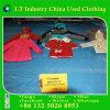 Le bébé de l'hiver vêtx le vêtement utilisé parhiver du prix bon marché avec la vente populaire