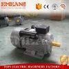 Motor elétrico de fase monofásica do certificado 5HP/3.7kw do Ce para o uso do alimento/máquina ferramenta