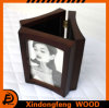 Hinged Triples Walnut Wood Picture Frame Bulk Picture Frameswood Picture Frames Wholesale Wood Carved Picture Frames