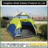 4人の屋外のカスタムキャンプの六角形の自動屋根の上のテント
