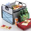 Caixa de armazenamento dobrável dos organizadores do tronco de carro liso da dobradura