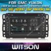 Witson Car DVD для Gmc Юкон Car DVD GPS 1080P DSP Capactive Screen WiFi 3G Front DVR Camera